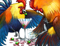 Party Fowl (card)